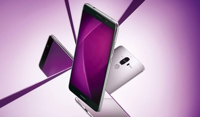 Huawei Lauda intrece iPhone 8