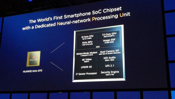 Huawei a Anuntat Procesorul cu Inteligenta Artificiala