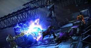 Implosion un joc sci-fi grafica console, oferit pret redus