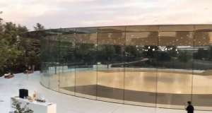Lansare iPhone X iPhone 8 Teatrul Steve Jobs