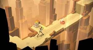 Lara Croft GO este vandut pret redus iPhone