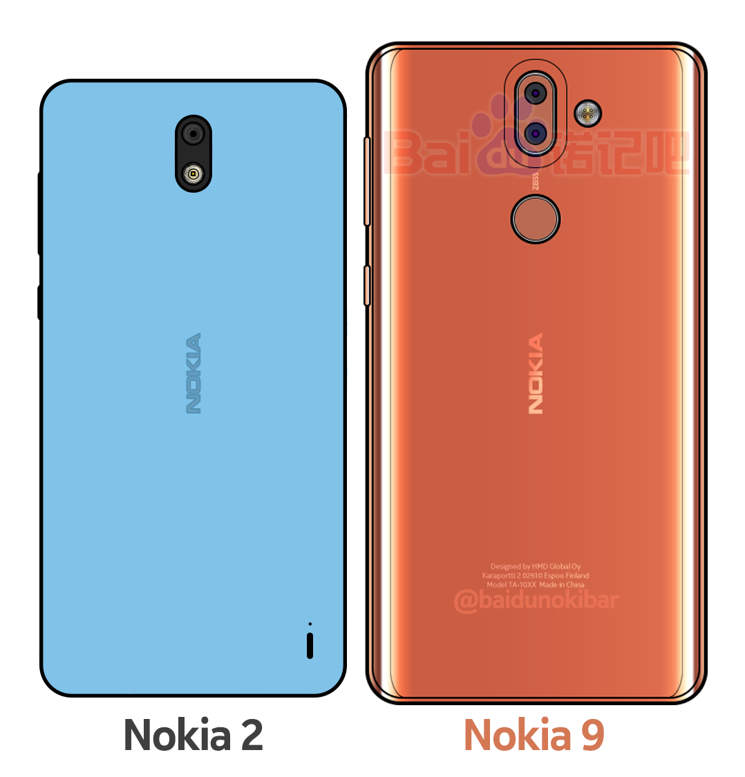 Nokia 9 Design Prima Imagine