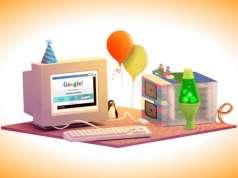 Roata Aniversara Google