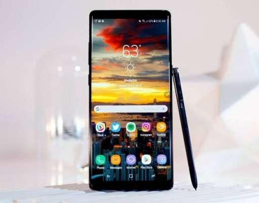 Samsung Galaxy Note 8 Vanzari Reduse iPhone X