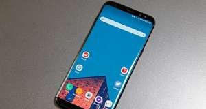 Samsung Galaxy S9 Functia Ataca iPhone X