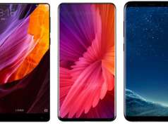 Xiaomi Mi Mix 2 Ironia iPhone 8 Galaxy S8