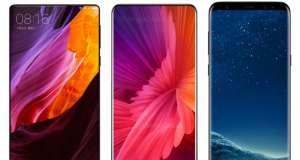 Xiaomi Mi Mix 2 Ironia iPhone 8 Galaxy S8