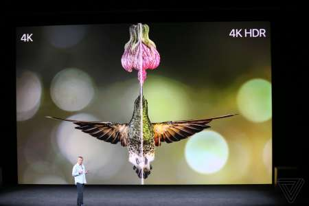 apple watch 3 hdr 10 dolby vision calitate cinema