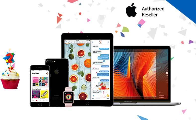 eMAG 2 Ani Apple Shop Reduceri iPhone Mac