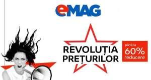 eMAG Revolutia Preturilor Reduceri Septembrie