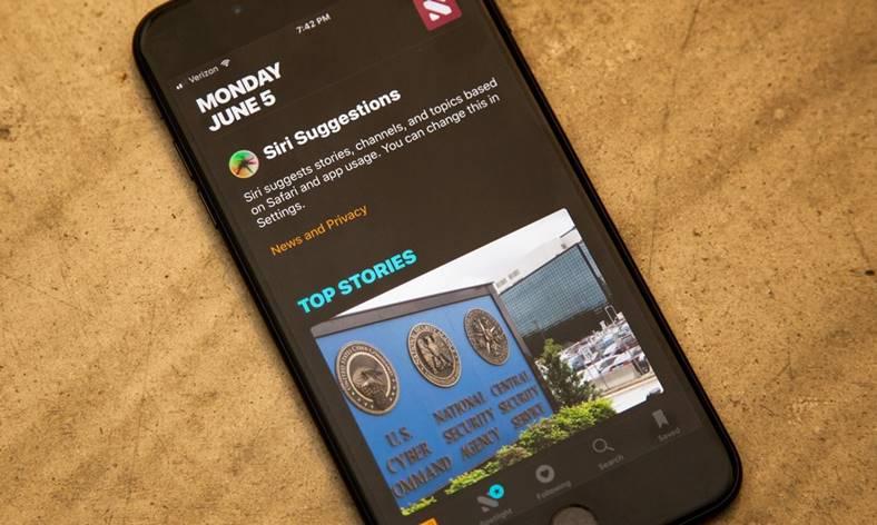 iOS 11 Activezi Dark Mode iPhone