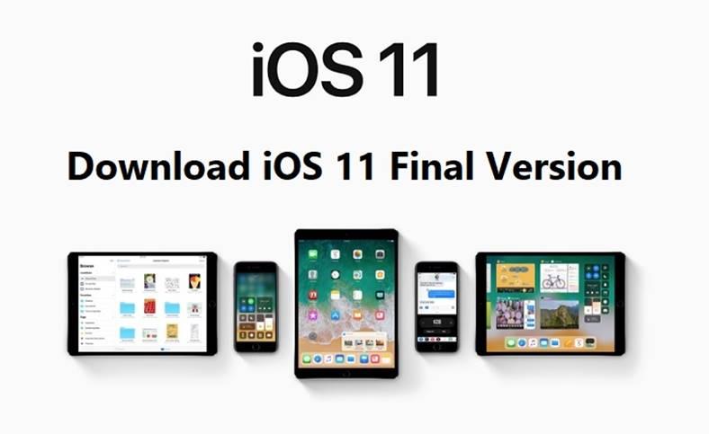 iOS 11 GM Instaleaza iPhone iPad