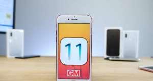 iOS 11 GM noutati iPhone iPad
