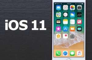 iOS 11 Lista Noutati iPhone iPad