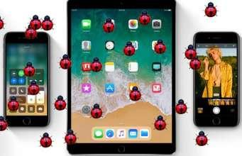 iOS 11 Probleme Instalare iPhone iPad