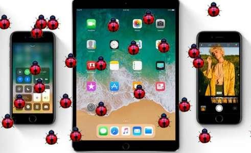 iOS 11 – Probleme dupa Instalare pe iPhone si iPad