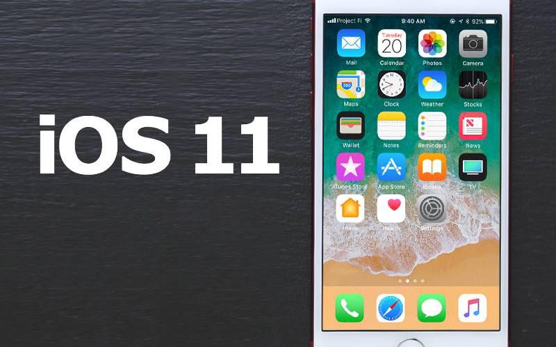 iOS 11 Readuce Functie iPhone