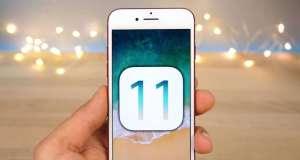 iOS 11 Record Stabilit iPhone iPad