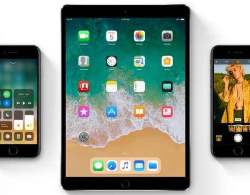 iOS 11 filmele HDR iPad Pro