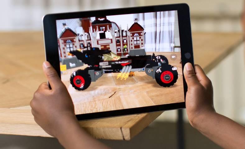 iOS 11 iPhone iPad Realitate Augmentata