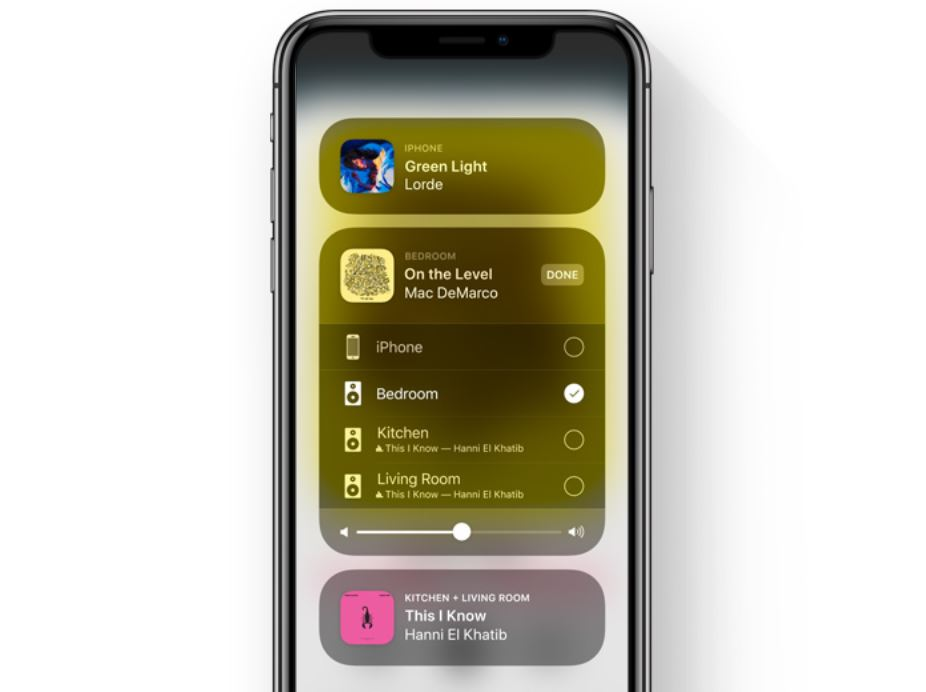 iOS 11 noutati AirPlay 2