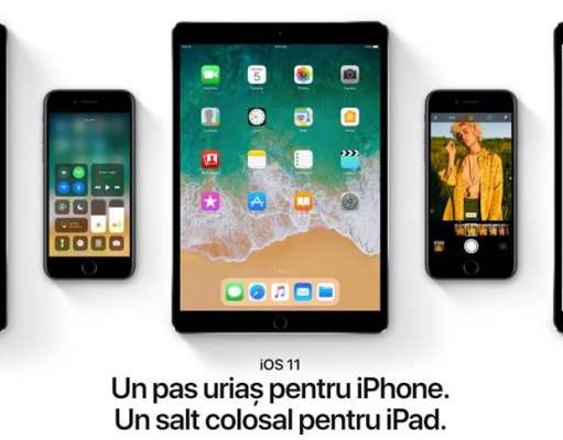 iOS 11 noutati iPhone iPad