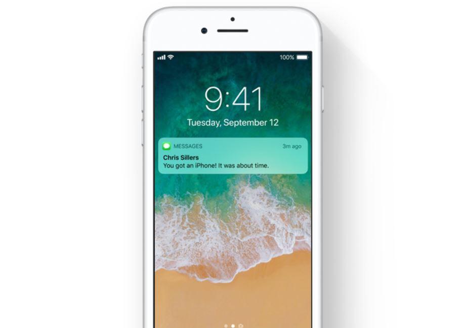 iOS 11 noutati notifications center