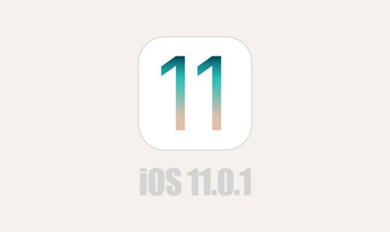iOS 11.0.1 Descarca ipsw iPhone iPad
