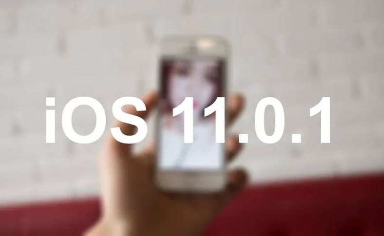 iOS 11.0.1 iOS 10.3.3 Rapid iPhone