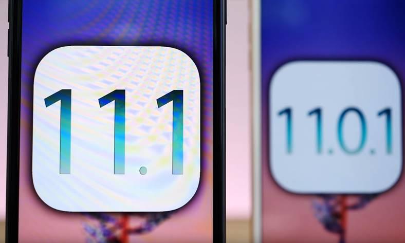 iOS 11.1 beta 1 Noutati iPhone iPad