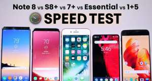 iPhone 7 Plus UMILESTE Note 8, OnePlus 5, S8 Essential performante