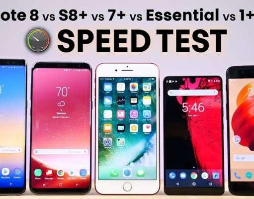 iPhone 7 Plus UMILESTE Note 8, OnePlus 5, S8 Essential performante