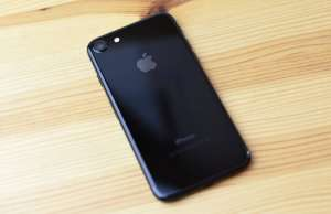 iPhone 7 jet black 32 GB