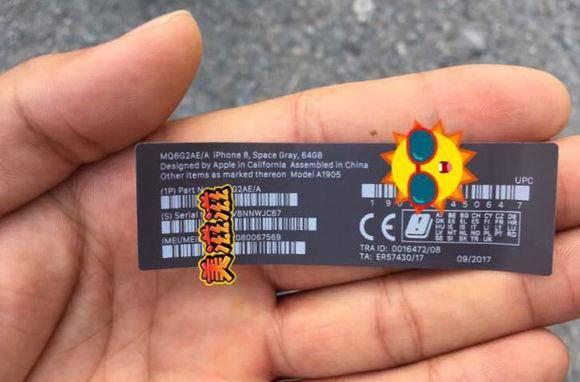 iPhone 8 64 GB Gri Confirmat Imagine