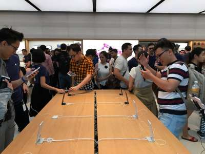 iPhone 8 Apple Multumita Vanzari 2