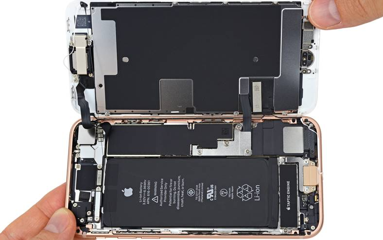 iPhone 8 Bateria MICA iPhone 7