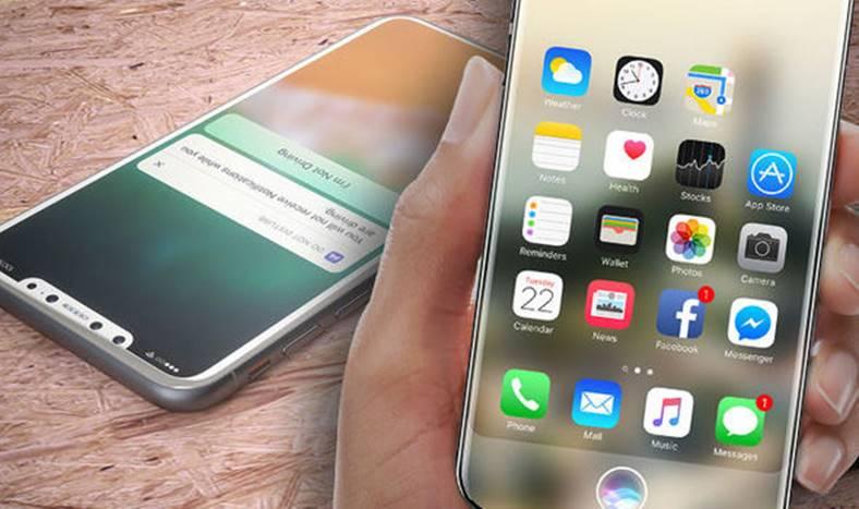 iPhone 8 Camera 3D Frontal Explicata