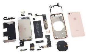 iPhone 8 Costa Componente Telefon