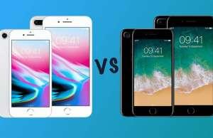 iPhone 8 Diferente Mari iPhone 7