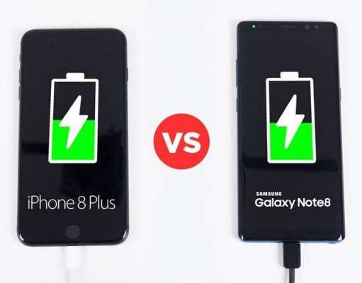 iPhone 8 Galaxy Note 8 Incarcare Rapida