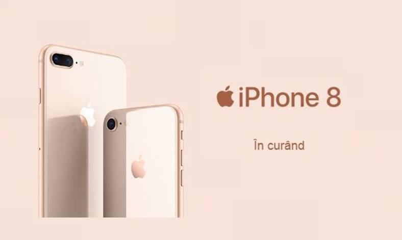 iPhone 8 Lansare Orange Romania