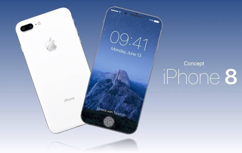 iPhone 8 Lansat Touch ID Apple