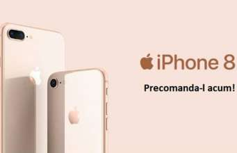 iPhone 8 PRECOMANDA Romania Noapte