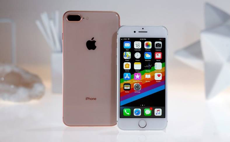 iPhone 8 Plus Drop Test Surprize
