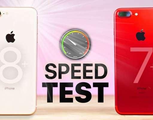 iPhone 8 Plus iPhone 7 Plus Performante