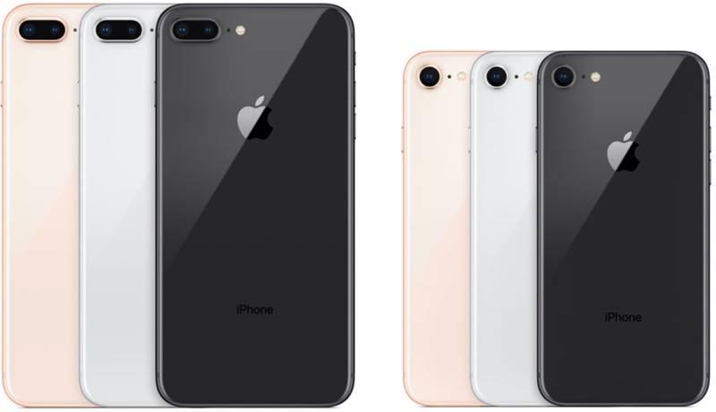 iPhone 8 Plus performante iPhone 7 Plus