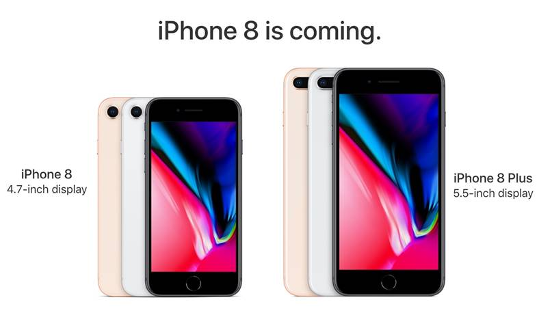 iPhone 8 Precomenzile Deschise