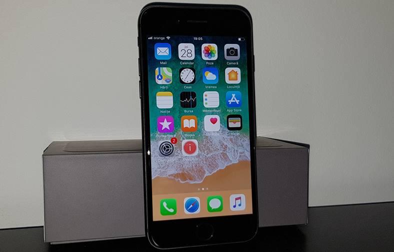 iPhone 8 Putere Experienta Trista