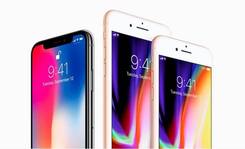 iPhone 8 Rapid iPhone X in Teste