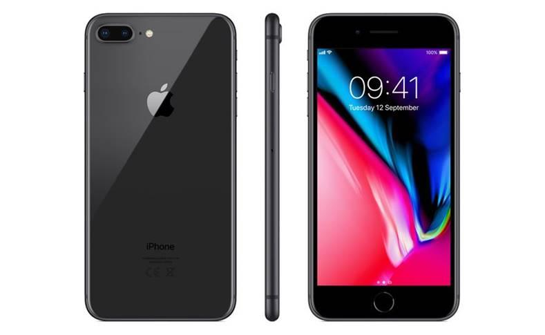iPhone 8 Space grey iphone Jet Black